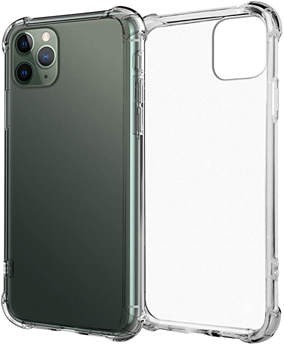 "Ultra Thin See Through Back Cover For iPhone 11 Pro 5.8""-25"