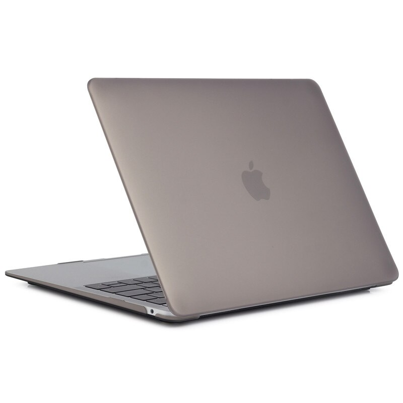 "MacBook Air 13"" 2020> Protective Case - Matte Grey"