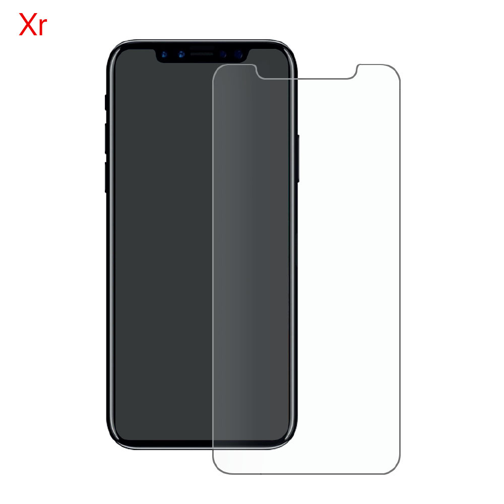 Screen Protection Premium Tempered Glass For iPhone XR-20