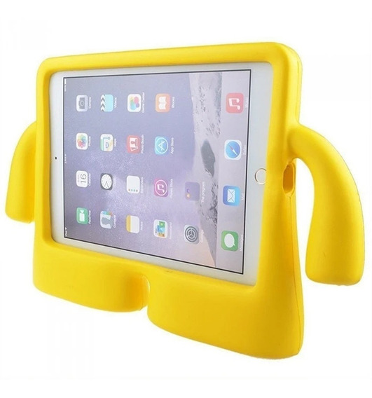 iBuy For iPad 2/3/4-Yellow