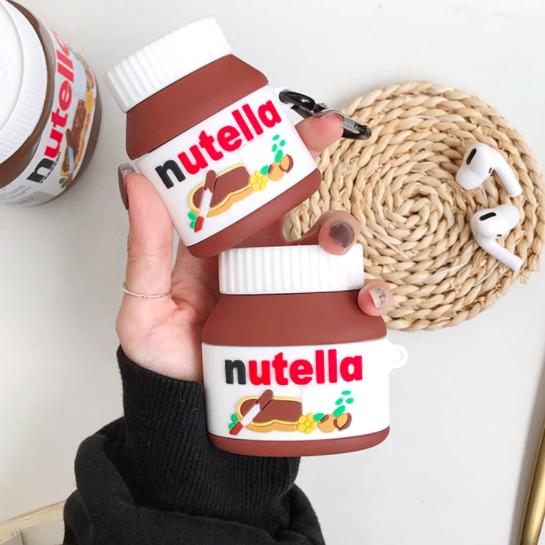 Nutella Silicone Case for Airpods Pro