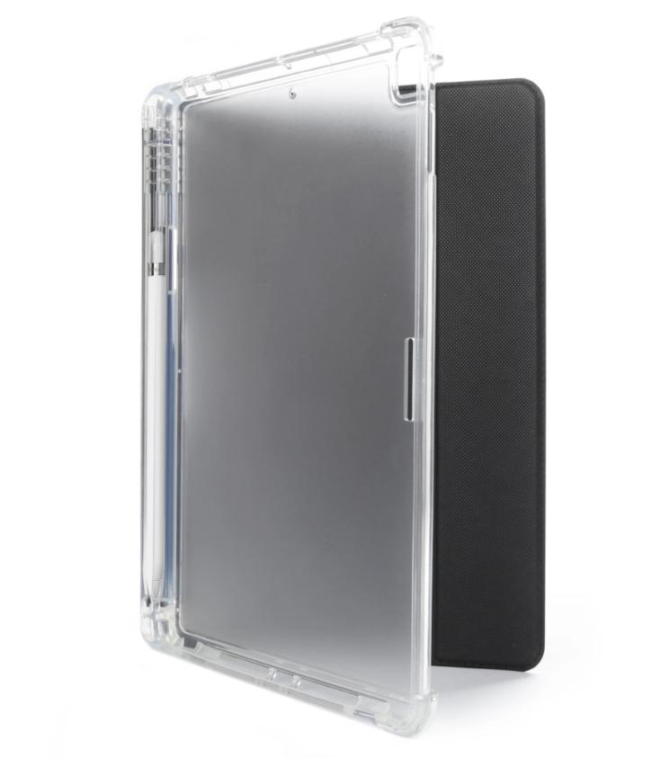 "Skech Flipper Prime Shockproof Clear Case for iPad Pro 11""-Black"